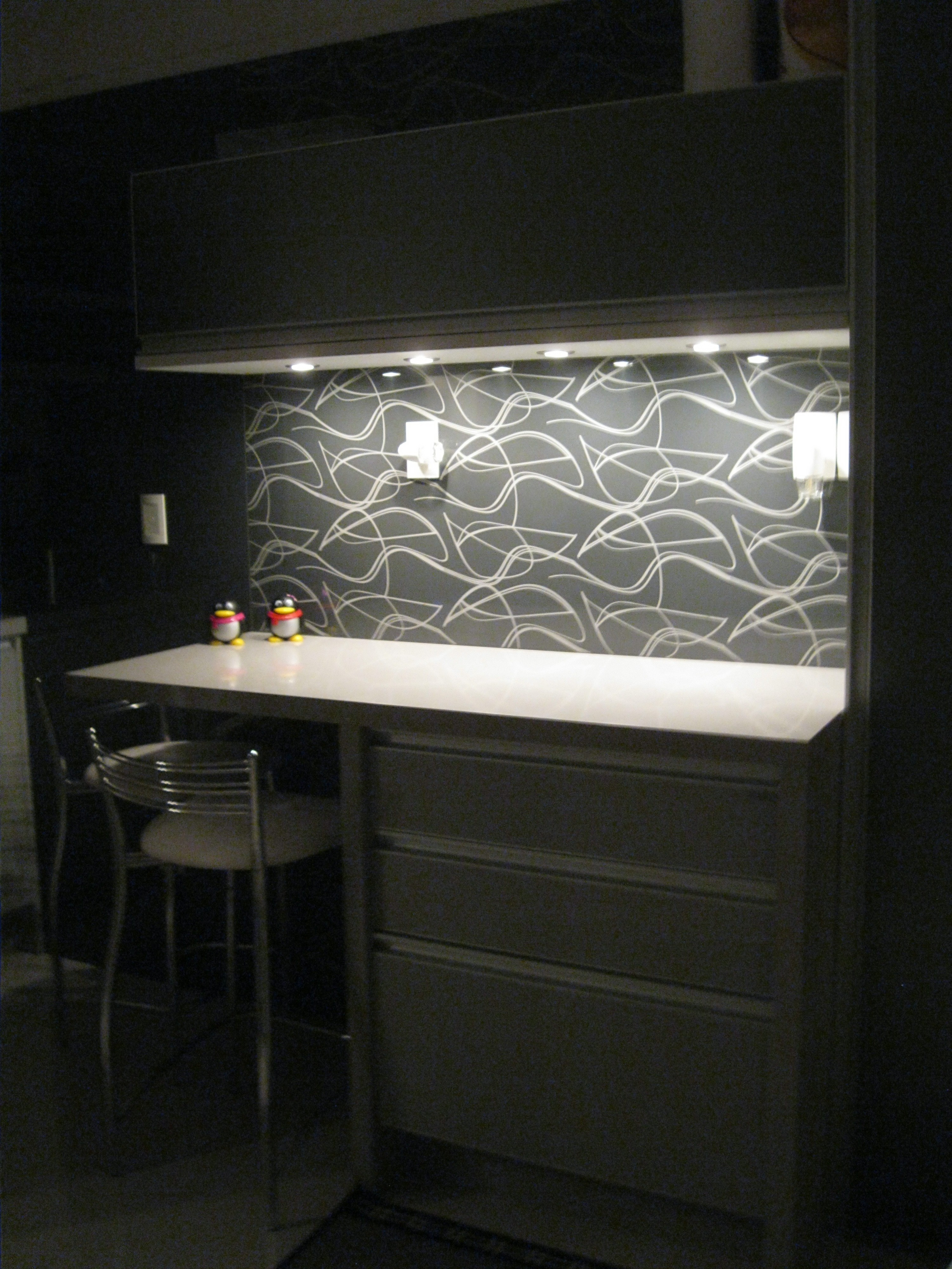 #AA9421 Cozinha – Av. Dom Joaquim 3000x4000 px Projetos De Cozinhas Com Coifas #453 imagens